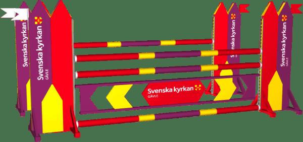 Sponsorhinder för Svenska Kyrkan